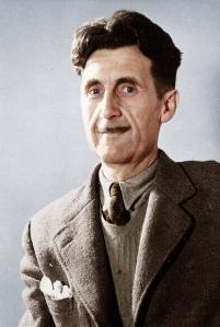 """George Orwell: """"Ytringsfrihed er friheden til at sige det, andre ikke vil høre."""""""