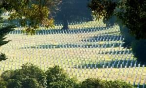soldaterkirkegård